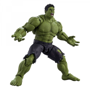 *PREORDER* Avengers Assemble Action Figure: HULK by Bandai Tamashii