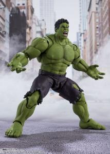 *PREORDER* Avengers Assemble: HULK by Bandai Tamashii
