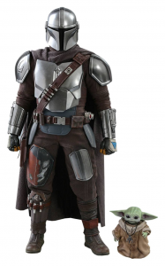 *PREORDER* Star Wars The Mandalorian Action Figure 1/6 - The Mandalorian & The Child by Hot Toys