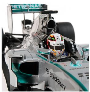 Mercedes Amg Petronas F1 Team F1 W05 L. Hamilton Australian Gp 2014 1/18 Minichamps