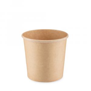 Zuppiera cartoncino BIO AVANA - 600 ml (raso 780ml)