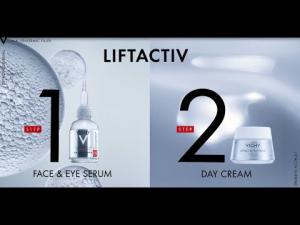 Vichy Liftactive Supreme H.A. spf 30- trattamento correttore di rughe e tono, spf30