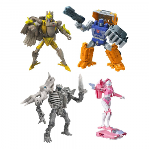 *PREORDER* Transformers Generation: War of Cybertron - Deluxe Action Figure: Serie 2 Completa by Hasbro
