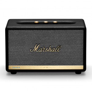 Marshall Acton II bluetooth wifi black Voice Alexa (inglese)
