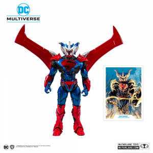 DC Multiverse Action Figure: SUPERMAN (Unchained Armor) by McFarlane Toys