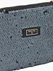 Mini Pochette ricamata paillettes PATRIZIA PEPE