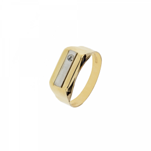 Anello Uomo Oro 18Kt - Main view - small