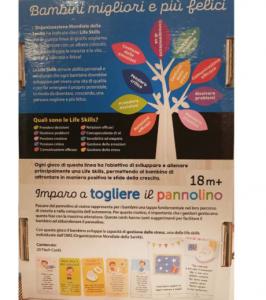 FLASH CARDS - Imparo a togliere il Pannolino