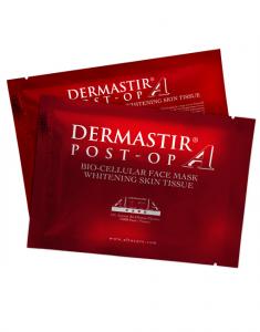DERMASTIR POST-OP MASCHERA WHITENING-VISO