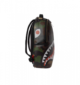 Zaino Sprayground Checks & Camouflage
