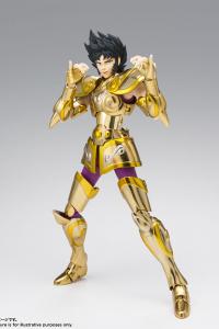 *PREORDER* Saint Seiya Myth Cloth EX: CAPRICORN SHURA Revival by Bandai