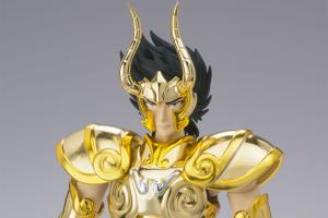 Saint Seiya Myth Cloth EX: CAPRICORN SHURA Revival by Bandai