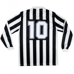 1991-92 Juventus Maglia Home #10  Baggio XL (Top)