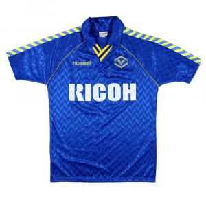 1987-89 Verona Hellas Maglia Home (Top)