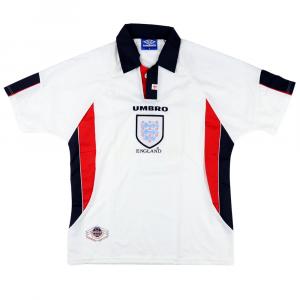 1997-99 Inghilterra Maglia Home M (Top)