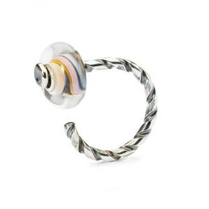 Anello Del Cambiamento A Spirale  - Sole - small