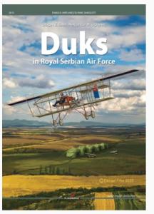 DUKS IN ROYAL SERBIAN AIR FORCE
