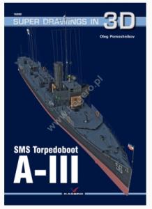 SMS Torpedoboot A - III