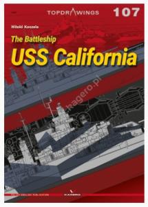The Battleship USS California