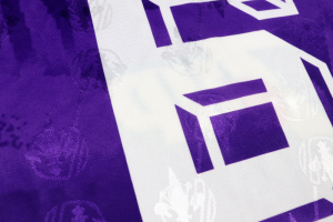 1993-94 Fiorentina Maglia Match Worn #6 XL (Top)