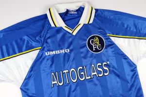 1997-99 Chelsea Maglia Home M (Top)