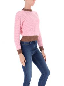 Asciutto maglia rosa PINKO