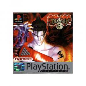 Tekken 3 - platinum  USATO - PS1