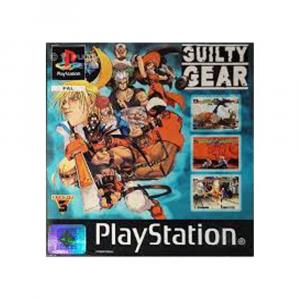 Guilty Gear - USATO - PS1