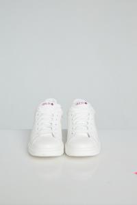 Sneaker python fuxia Aniye By