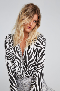 Cardigan zebra Aniye By