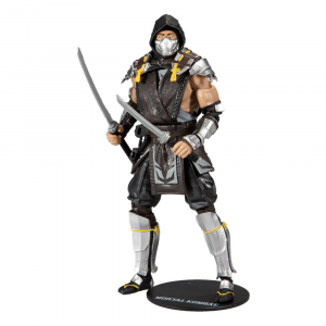 Mortal Kombat Action Figure: SCORPION - THE SHADOW SKIN by McFarlane Toys