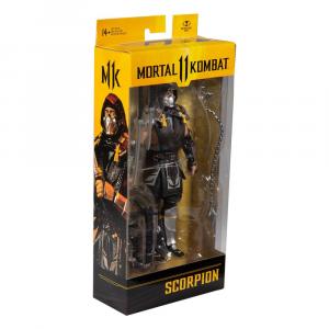 Mortal Kombat 11: SCORPION - THE SHADOW SKIN by McFarlane Toys