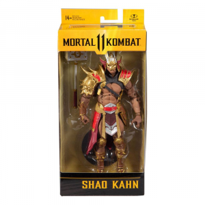 Mortal Kombat 11: SHAO KHAN by McFarlane Toys
