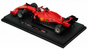 Ferrari SF1000 S. Vettel Austrian GP 2020 1/18 Burago