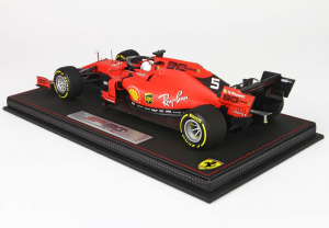 Ferrari Sf90 F1 Gp Australia 2019 Sebastian Vettel Limited 100 Pcs 1/18 Bbr