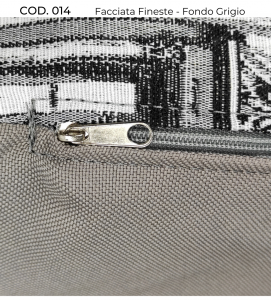 Homerdog - Cuscino Ovale Sfoderabile - Cotone - mis. 5