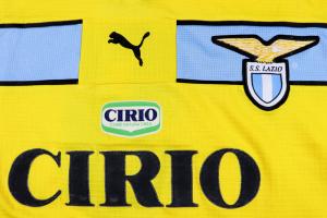 1998-00 Lazio Maglia Terza #9  XL (Top)