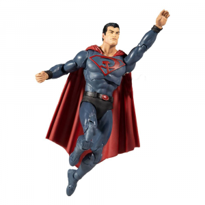 DC Multiverse Action Figure: SUPERMAN RED SON by McFarlane Toys
