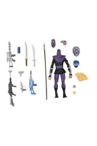 *PREORDER* Teenage Mutant Ninja Turtles Action Figure: FOOT SOLDIER - DELUXE CARTOON by Neca