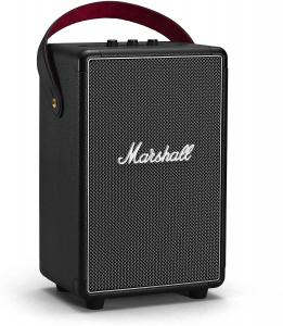 Marshall Tufton black altoparlante bluetooth portatile 80W