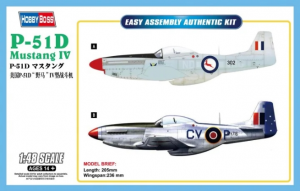 P-51D / Mustang IV