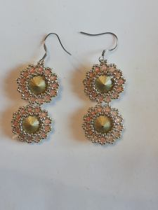 Handmade earrings. Handmade costume jewellery made in Italy online