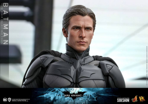 *PREORDER* The Dark Khignt Rises Action Figure: BATMAN by Hot Toys