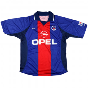2000-01 Paris Saint-Germain Maglia Home M (Top)