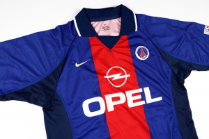 2000-01 Paris Saint-Germain Maglia Home M (Top)