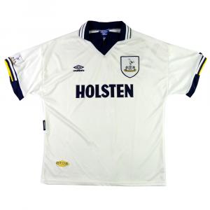 1993-95 Tottenham Maglia Home  XL (Top)*