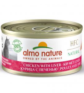 Almo Nature - HFC Cat - Natural - Adult - 70g x 24 lattine