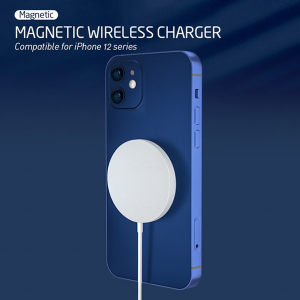 Caricatore Magnetico Mag-Safe per iPhone serie 12