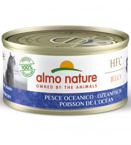 Almo Nature - HFC Cat - Jelly - Adult - 70g x 6 lattine