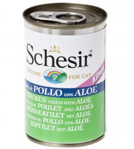 Schesir Cat - Gelatina - Kitten - 140g x 24 lattine